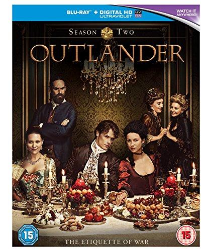 Outlander (2014) - Season 02 [Blu-ray] [Import anglais]