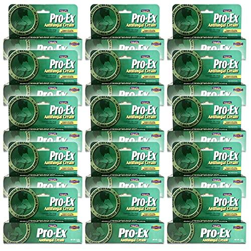 Clotrimazole Anti Fungal Cream Pro-Ex 1% 45grams x 15 tubes