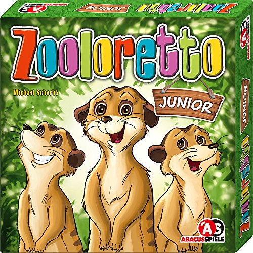 Abacus Spiele ABA04152 Zooloretto Junior Game