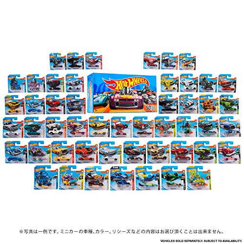 The ultimate Hot Wheels starter set!, Multicolor
