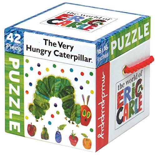 Mudpuppy Eric Carle Caterpillar 42 Piece Puzzle