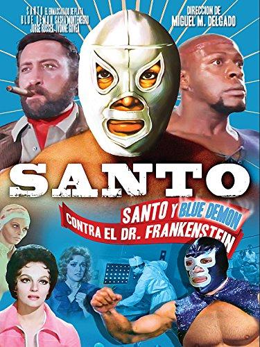 Santo Y Blue Demon Contra Dr. Frankenstein