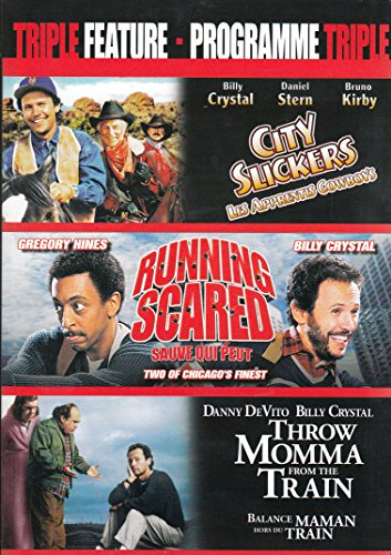 City Slickers / Running Scared / Throw Momma From the Train (Billy Crystal Triple Feature)
