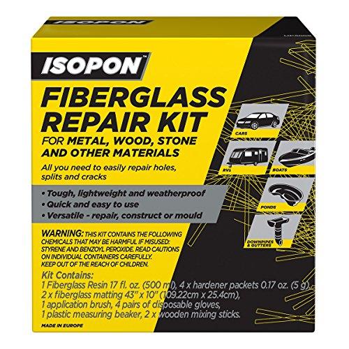 Isopon Fiberglass Repair Kit