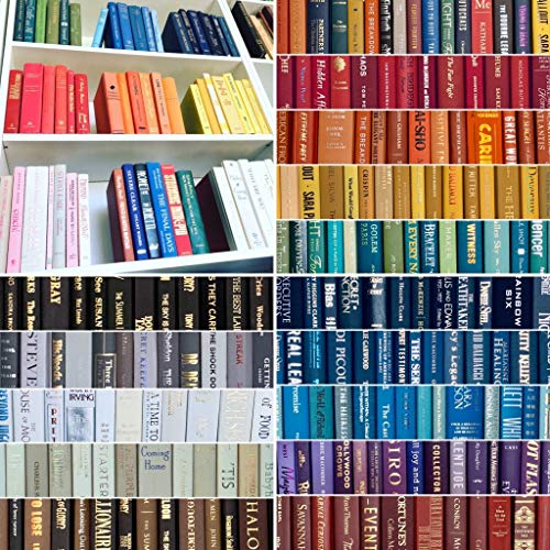 Real Books by Color for Decor | Choose your Colors | Used Hardcover Books | Perfect for Office or Home Décor, Interior Design, Wedding Display, Stage and Set Props, or Instant Library