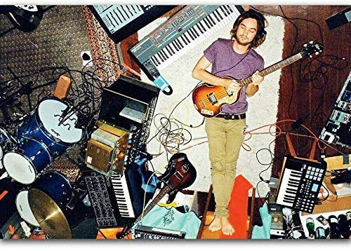 Poster Kevin.Parker Tame Impala Rock Music Art Wall Poster - No Frame(36x24)