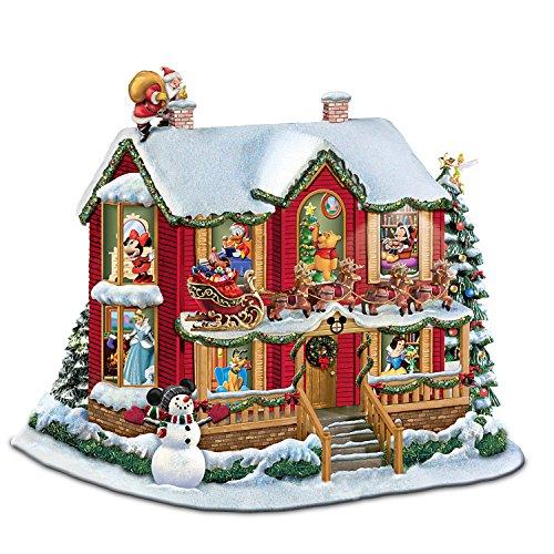 The Bradford Exchange Disney TWAS The Night Before Christmas Sculpture