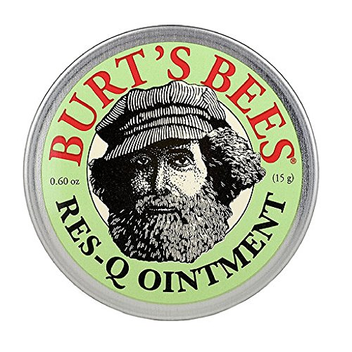 Burt's Bees Res-Q Ointment 0.6 oz (Pack Of 4)