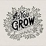 As You Grow: A Modern Memory Book for Baby