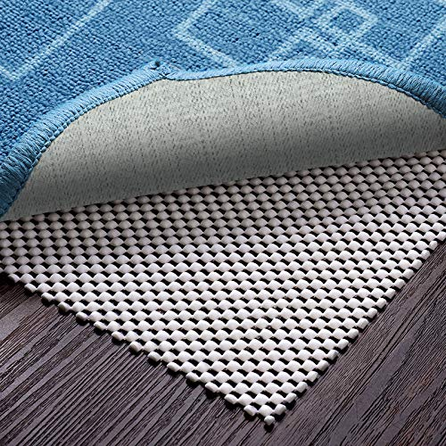 Veken Non-Slip Rug Pad Gripper 8 x 10 Feet Extra Thick Pad for Hard Surface Floors, Keep Your Rugs Safe and in Place