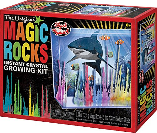 Toysmith Magic Rocks Instant Crystal Growing Kit (Assorted Styles)